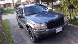 !!** 2001 jeep 4X4 grand Cherokee Laredo Etested **!! (4X4)