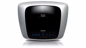 Cisco-Linksys WRT320N Dual-Band Wireless-N Gigabit Router
