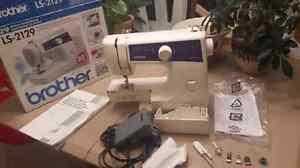 Machine a coudre Brother LS-2129
