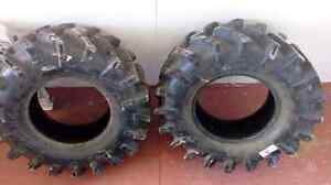 30 x 10 14 nhs Outback max aggressive off road tires Cornwall Ontario image 1