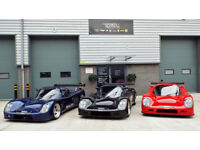 Ultima GTR Stock Wanted!