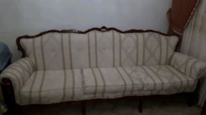 Beautiful antique furniture french provincial