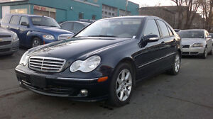2006 Mercedes-Benz C280 4MATIC 152KM CAA INSPECTED Prix 6,595$
