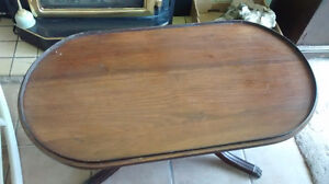 ANTIQUE FRENCH PROVINCIAL COFFEE TABLE - SUSSEX