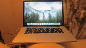 MacBook Pro 15 Retina (Fin 2012) i7 2.3 GHz