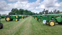 John Deere Show presented by the Upper Canada Two Cylinder Club