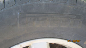 2005 MONTANA RIMS AND TIRES