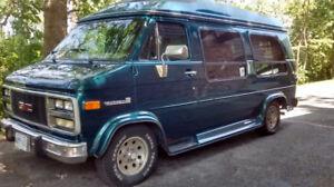 1992 GMC Starcraft Van