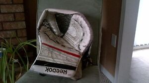 Hockey Goalie Catch mitt Reebok P4 Pro