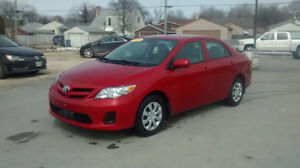 2011 Toyota Corolla - Mint! 1 Owner (Inventory clearout sale!)