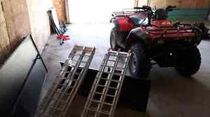 For sale in Warburg 2003 Honda fourtrax