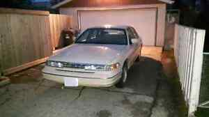1997 Ford Crown Victoria Safetied!