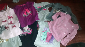 Girls clothing 55 items sized 2T-6T