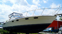 33 Foot Bayliner Conquest - GREAT DEAL!