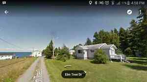 3 bedroom cottage in pugwash for daily rental..great sandy beach