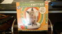 Litter Kwitter 3-Step Cat Toilet Training System