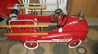 Antique Pedal Car Show and Picker Flea Market & Sale.