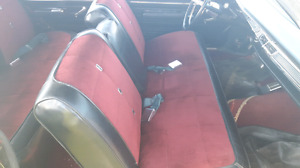 Like New seats from a 68 Newport