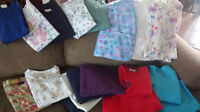 Scrubs for Sale Size Large (18 pieces total)