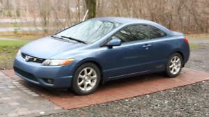 Mag 16pouce pour Honda Civic 2008 avec pneux 400 dollars