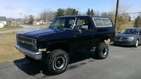 1981 Chevrolet Blazer Half Top