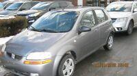 2006 Pontiac Wave Familiale