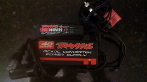 NiMH 6/7 cell charger and converter