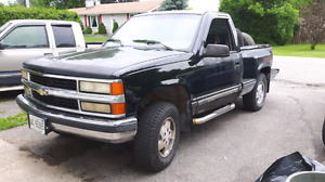 1994 Chevy 1500 Stepside