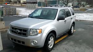 2010 Ford Escape XLT (AWD)