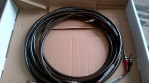 Cardas twinlink speaker cable extra long