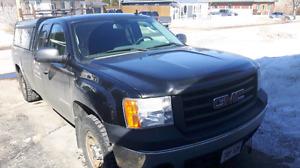 2008 GMC Sierra 4X4