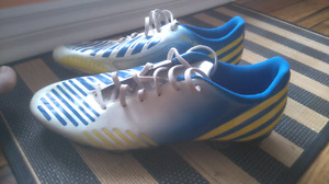 Adidas predator soccer cleats size 13 - $20