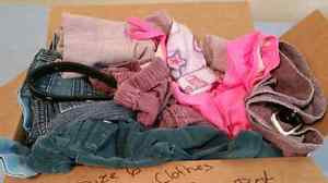 Size 6 girl clothes