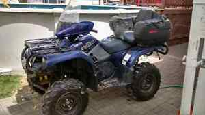 06 Yamaha Grizzly 660 for stock jeep or convertible car