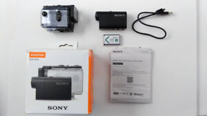 Sony Action Cam HDR-AS50 - BRAND NEW w/BOX + RECEIPT