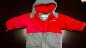 Down Jacket for toddler boys (2T) from Columbia