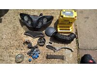 Gilera parts message for details/prices