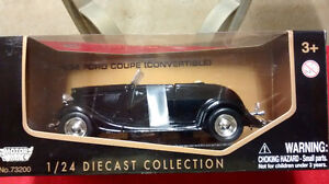 1/24 scale die-cast Ford