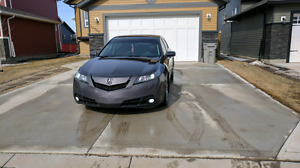 2009 Acura TL sh-awd tech pack with lots of custom work..