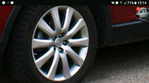Mags Mazda CX9 20 pouces 5x114.3