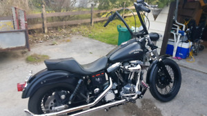 Harley to trade for muscle car