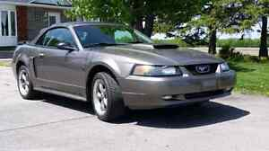 Ford mustang GT 2002
