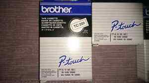 Brother TC-201 P-Touch label maker replacement cartridges