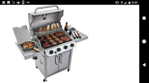 Char-Broil Performance 4 Burner Gas Grill Forsale (New In Box)
