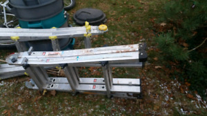 13' extension ladder