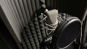 RECORDING STUDIO - 15 YRS EXP - FLAT RATE PACKAGES