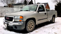 Pickup truck for hire