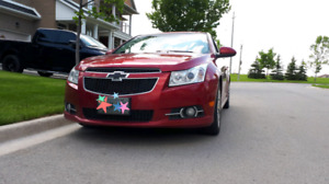 2011 Chevy Cruze LT RS Turbo 1.4L With 2013 Engine 156000kms