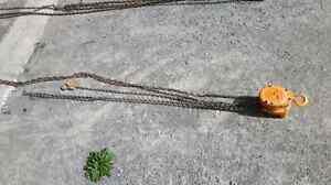 1/2  Ton Kito chain hoist  Peterborough Peterborough Area image 2