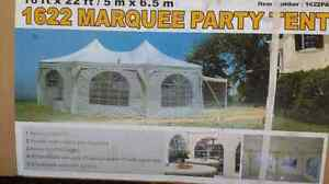 16x22 Marquee party tent. Brand New